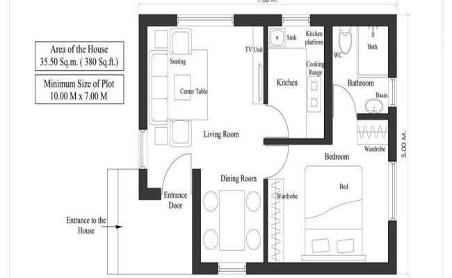 Cabin Floor Plans With Loft Small House Plans 20x40