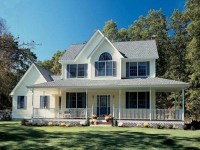 Farm Style House Plans with Wrap around Porch Farm House ...