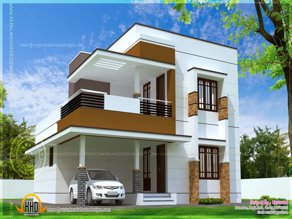 Modern House Design in Philippines Simple Modern House ...