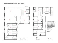 Country Home Floor Plans Open Floor Plans Country Living ...