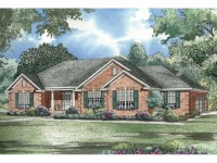 Modern Ranch Style Homes Brick Home Ranch Style House ...