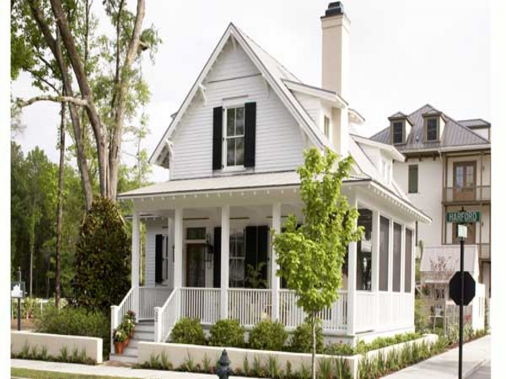 Southern Cottage House Plans Small Cottage House Plans
