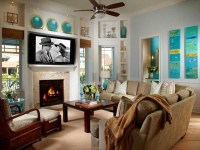Coastal Living Room Decorating Ideas Best Living Room ...