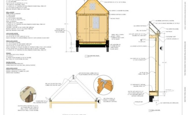 Tiny 160 Sq Ft House Plan 100 Sq Ft Cabin Tiny Bungalow