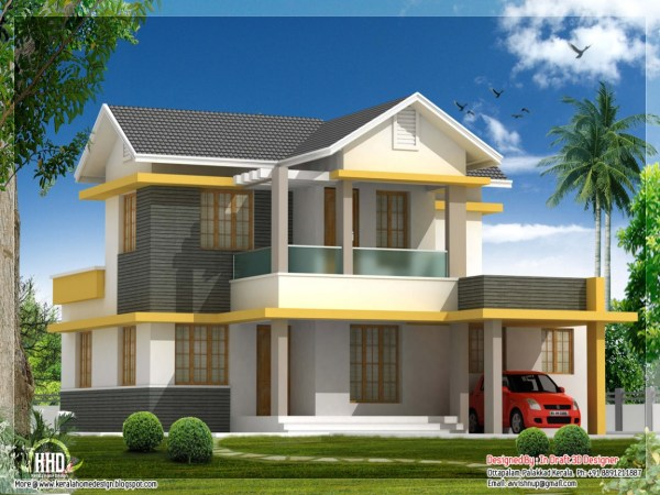 Beautiful House Design Home