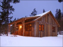 Rustic Mountain Cabin Plans