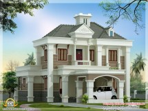 Southern Home Style House Plans