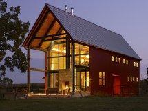 Simple Timber Frame Homes Small Modern