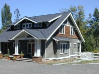 Craftsman Style Bungalow House Plans Craftsman Style Porch ...