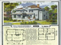 Old Sears Catalog House Plans for Home
