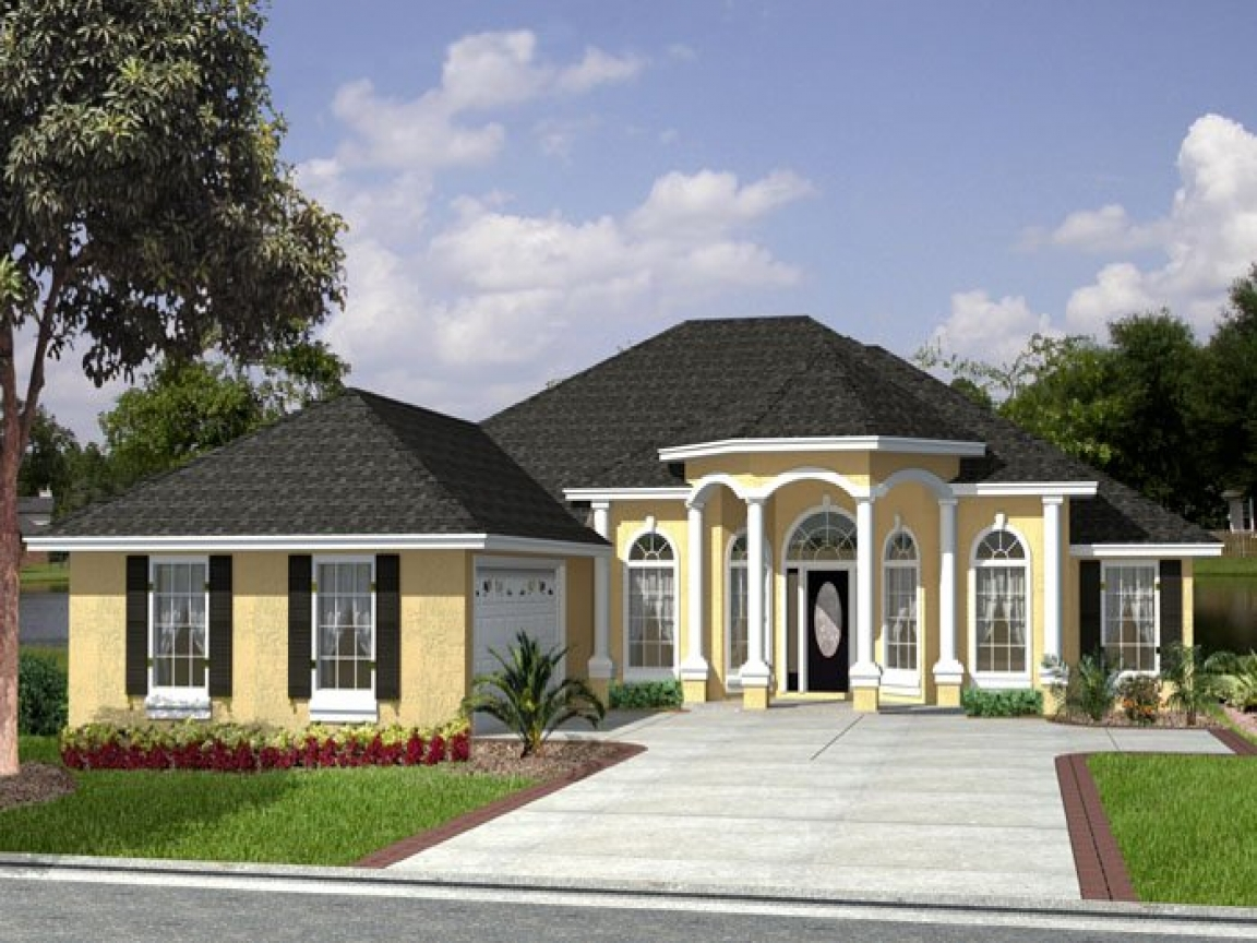 House Plans with Basement Garage House Plans with Wrap