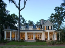 Palmetto Bluff Home Lake House With Porch