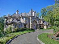 Luxury French Chateau House Plans Awnings French Chateau ...