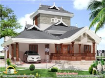 Kerala House Plans And Elevations Style Home