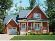 Small Country Home House Plans