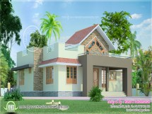 Exterior Home Design One Story House
