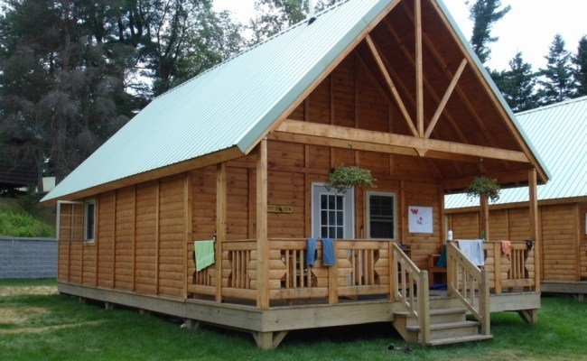 Small Log Cabin Kits For Sale Amish Log Cabin Packages