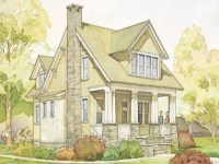 Southern Living Cottage Style House Plans Low Country ...