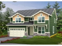 2 Story Craftsman House Plans Craftsman One Story House ...