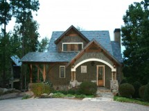 Simple Small House Floor Plans Lake Cottage