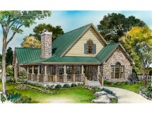 Small Rustic House Plans with Porches