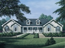 Ranch Duplex House Plans with Garage