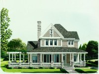 Inexpensive Two-Story House Plans Two Story House Plans ...