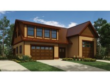 Modern Detached Garage With Apartment Plans