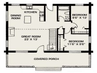 Small Log Cabins Small Log House Floor Plans, small ...
