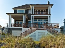 Beach House Exterior Color Schemes