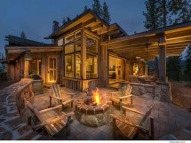 Mountain Home Plans Modern Cabins