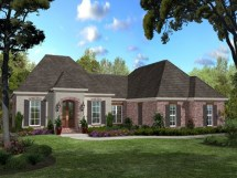 Country Cottage House Plans French