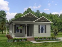 Small House Plans Country With