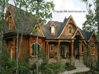Lake House Plans with Porches Lake House Plans with Wrap ...