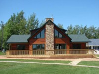 Chalet Manufactured Home with Loft Cape Chalet Modular ...