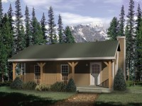 Rustic Country Cabin Plans Rustic Hunting Cabin Plans ...