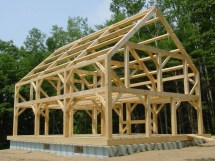 Timber Frame Homes Small