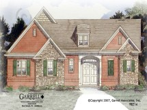 Ranch Style House Plans with Courtyard