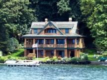 Lake House Luxury Home Designs