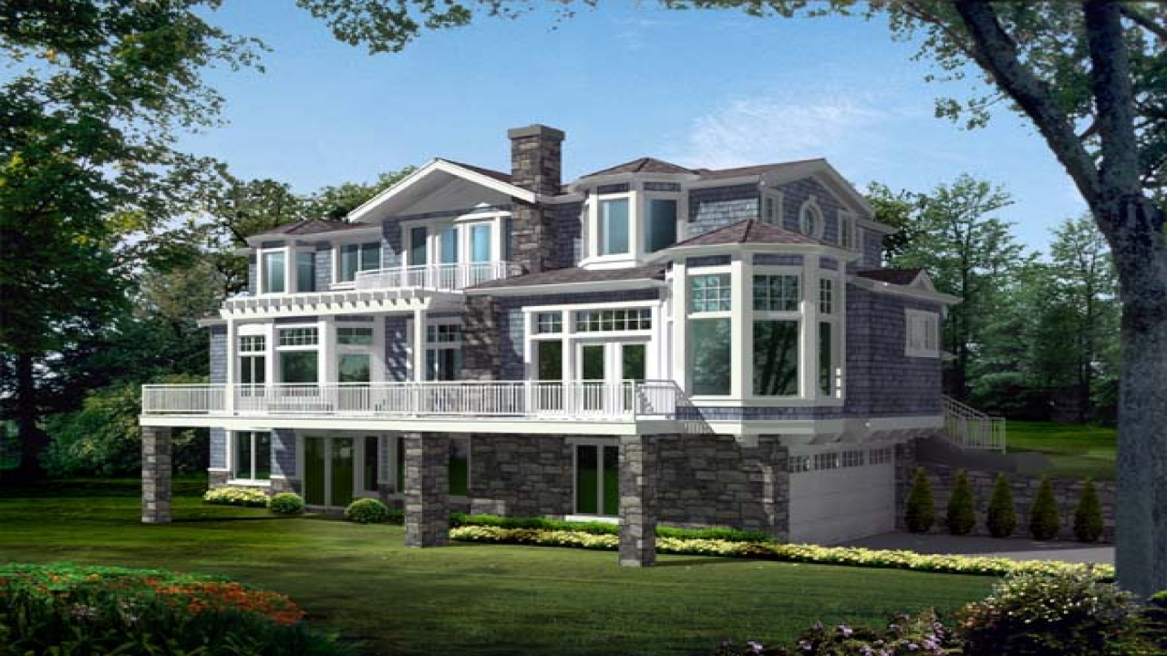 Lakefront Homes Lakefront House Plans for Homes, lakefront
