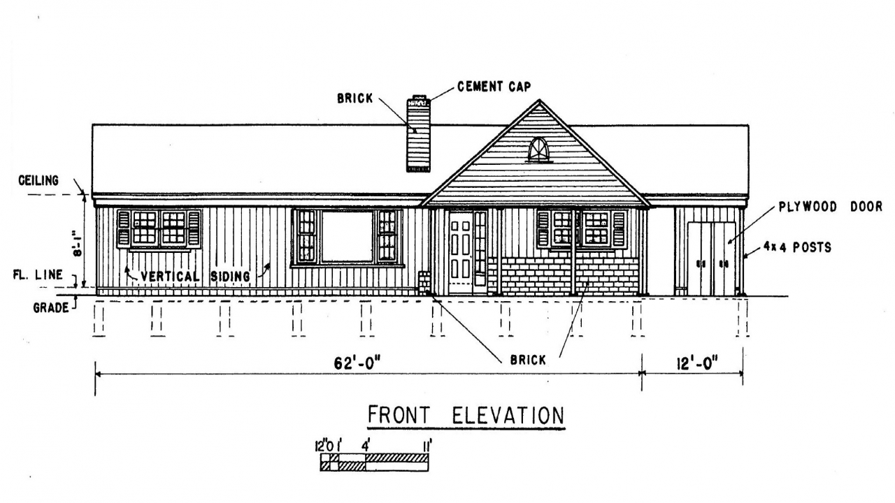Simple 3 Bedroom House Floor Plans 4 Bedroom House, simple