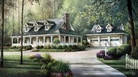Country House Plans with Wrap around Porches Country House ...