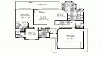 Simple Small House Floor Plans 2 Bedrooms Simple Small ...