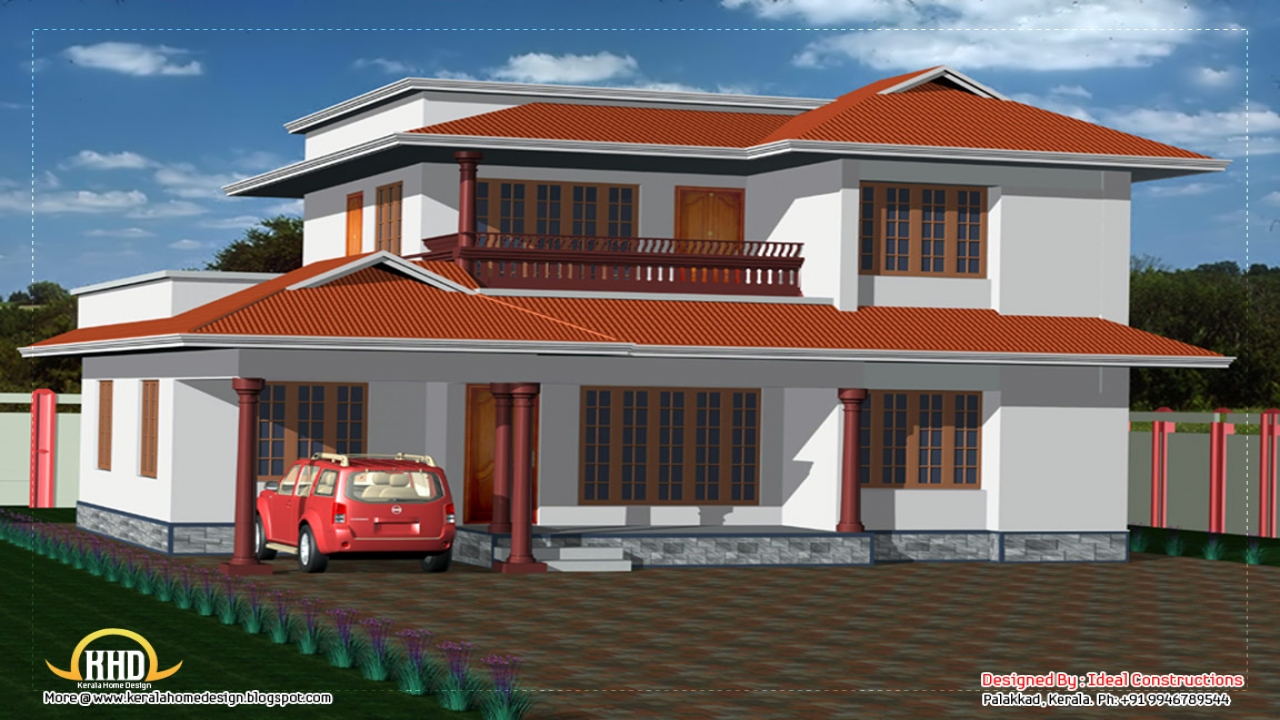 Kerala House Elevation Design Good House Plans in Kerala
