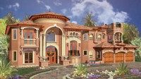 Luxury Mediterranean House Plans Dream Luxury House Plans ...