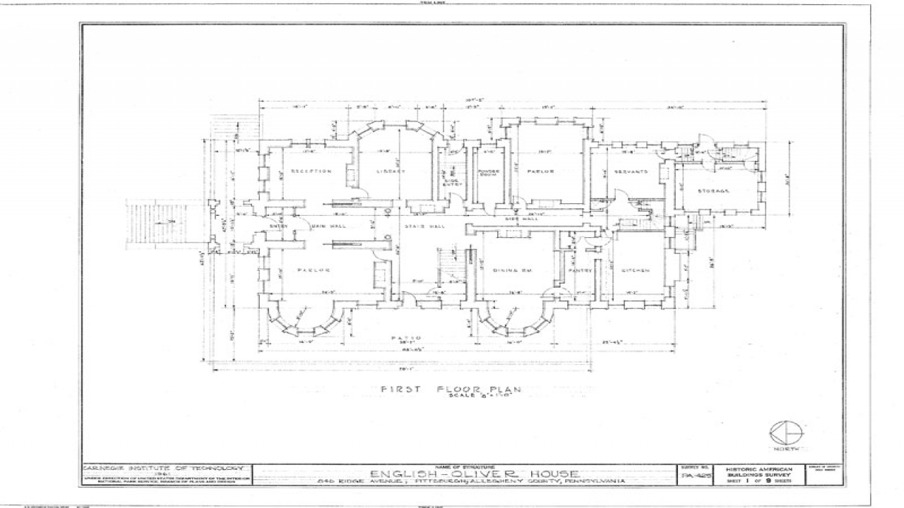 Historic Victorian House Plans 19th Century Victorian