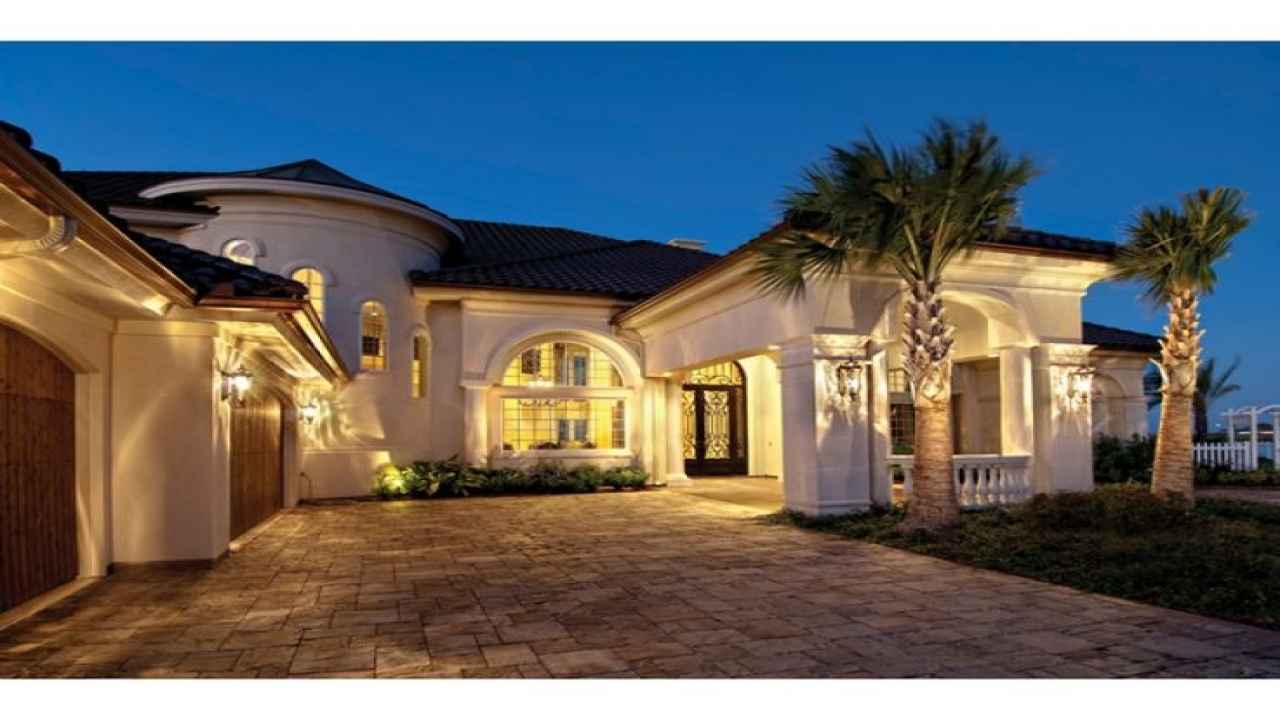 Home Mediterranean House Plans French Country Louisiana