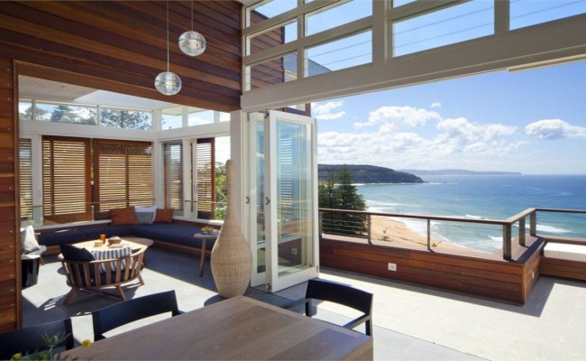Beautiful Beach House Interiors The Most Beautiful Houses