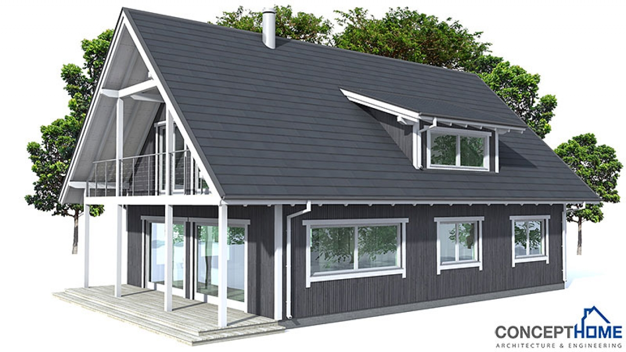 Building a Tiny House Affordable to Build Small House Plan