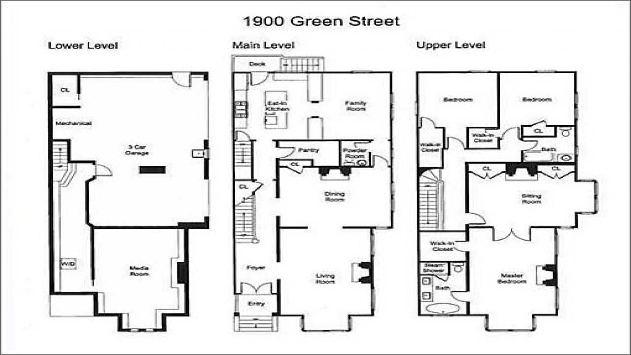Creepy Victorian House Small Victorian House Floor Plans